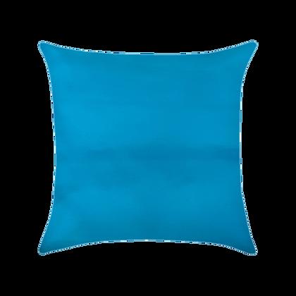 Capa de almofada Azul