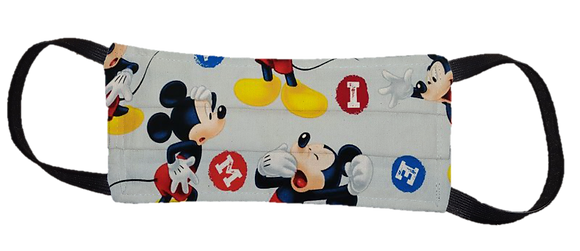 Máscara Cirúrgica - Mickey