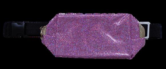 Pochete de Glitter - Lilás