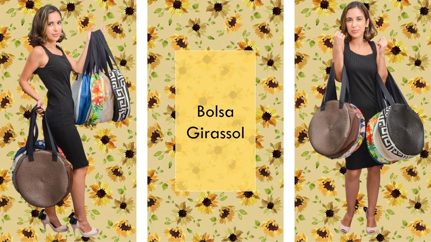 Bolsa Girassol