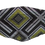 Thumbnail: Máscara 3D - Geométrico Amarelo
