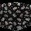 Thumbnail: Mascara 3D - Unicórnios Coloridos