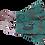 Thumbnail: Máscara 3D - Gato Azul