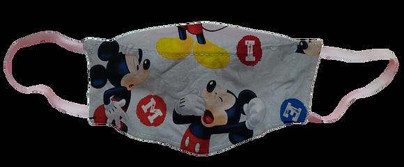 Máscara 3D - Mickey