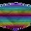 Thumbnail: Máscara 3D - Arco Íris