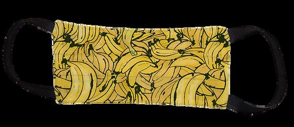 Máscara Cirúrgica - Bananas