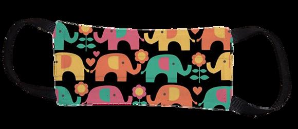 Máscara Cirúrgica - Elefante