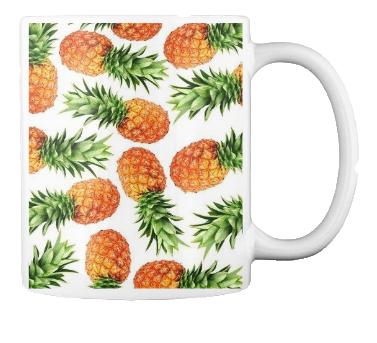 Caneca abacaxis