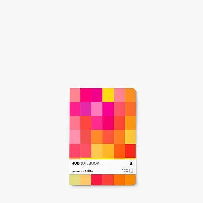 HueNotebook - Pink
