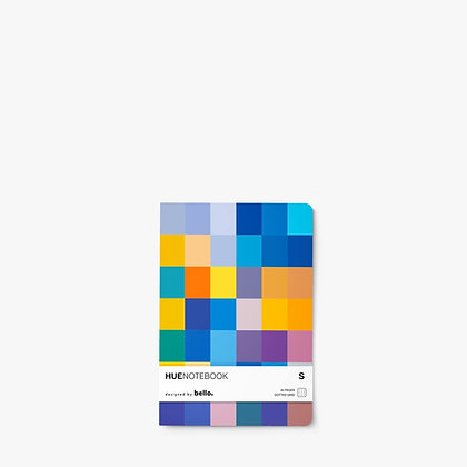 HueNotebook - Yellow