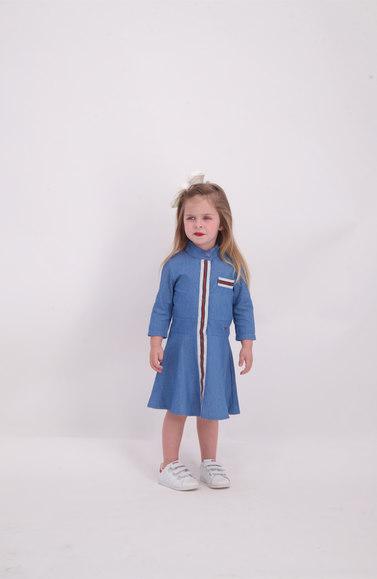 שמלה גינס