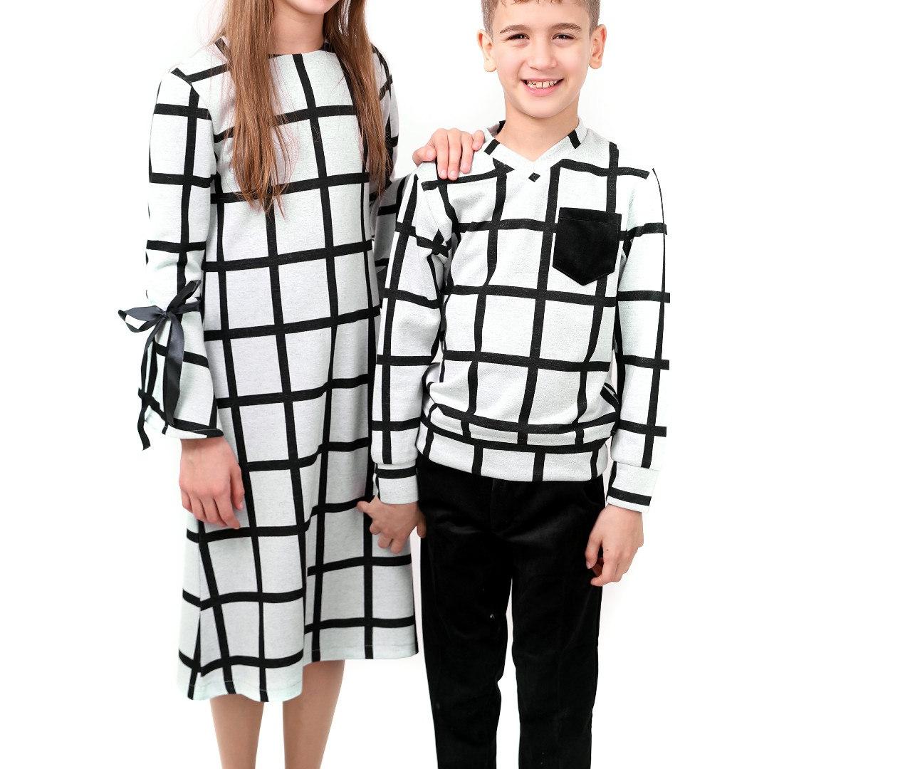 שמלת סריג הדס malaya   מאליה אופנת ילדים