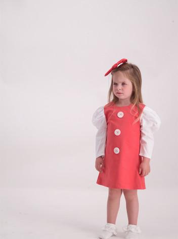 שמלה  נויה malaya | מאליה אופנת ילדים