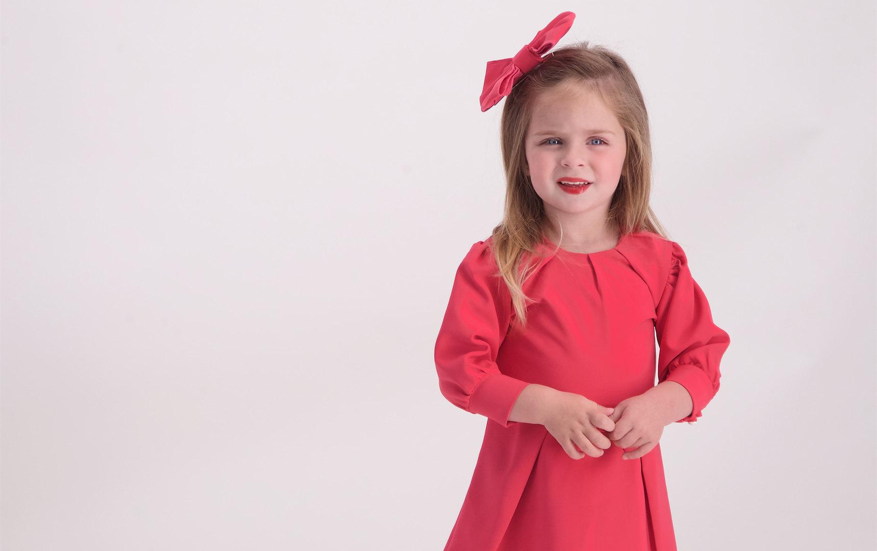 שמלה ליטל malaya | מאליה אופנת ילדים