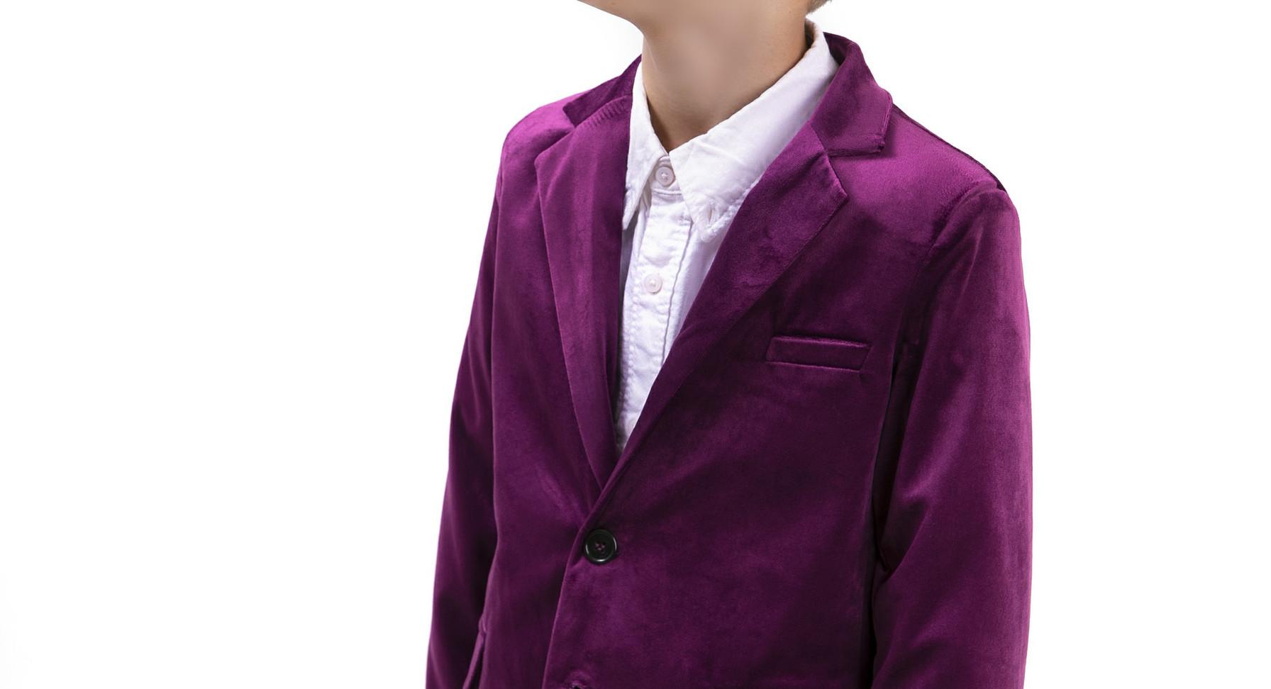 חליפה קטיפה malaya | מאליה אופנת ילדים