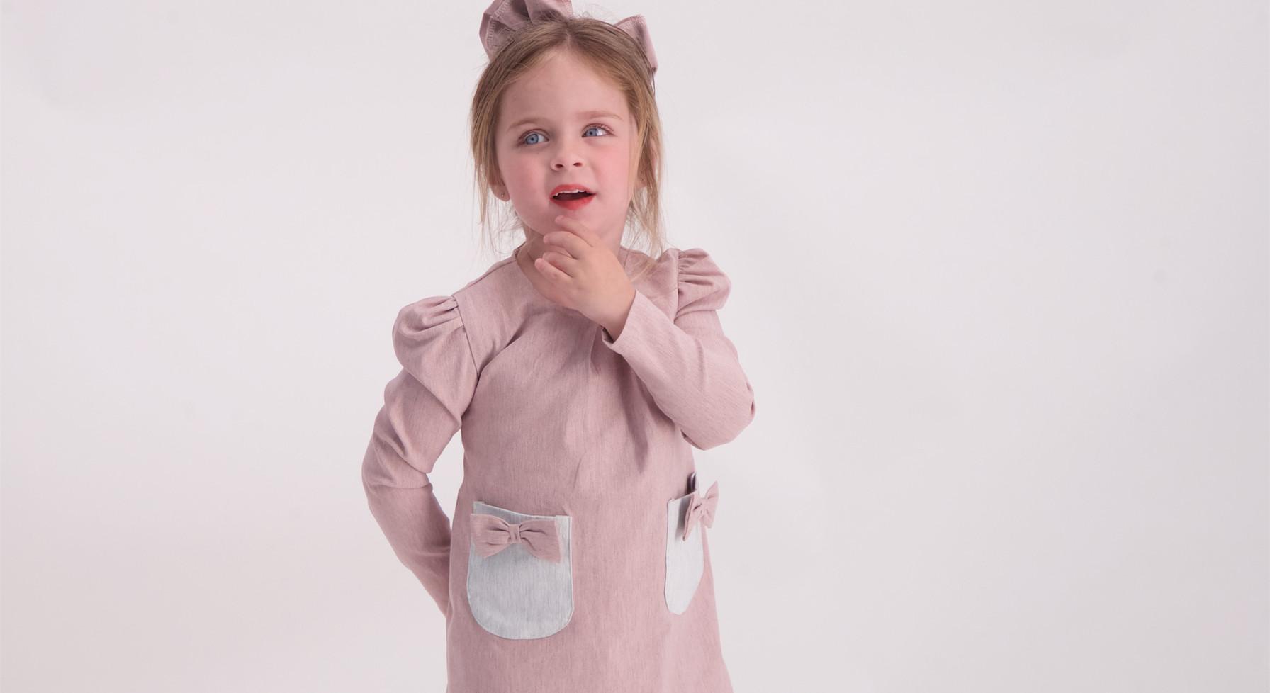שמלה מייגן malaya | מאליה אופנת ילדים