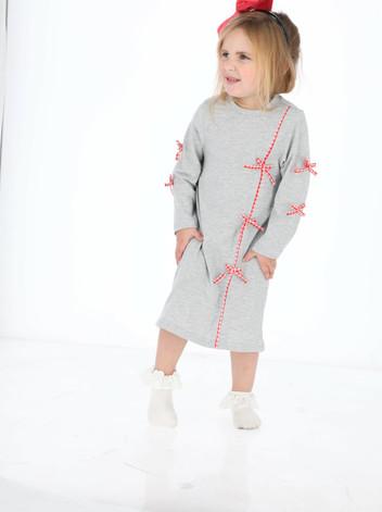 שמלה יהילי malaya   מאליה אופנת ילדים
