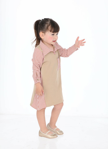 שמלת שני  malaya | מאליה אופנת ילדים