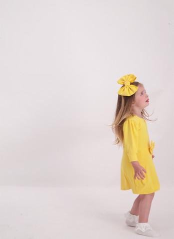 שמלה ליטל malaya   מאליה אופנת ילדים