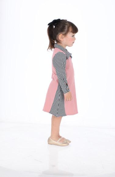 שמלת שני  malaya   מאליה אופנת ילדים