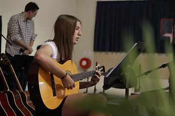 Guitar and Keyboard Rental
