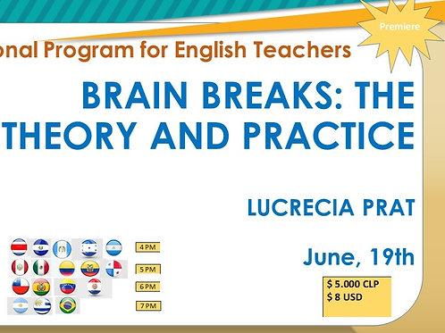 Webinar Brain Breaks: The theory and Practice