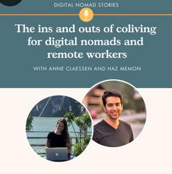 Digital Nomads stories podcast