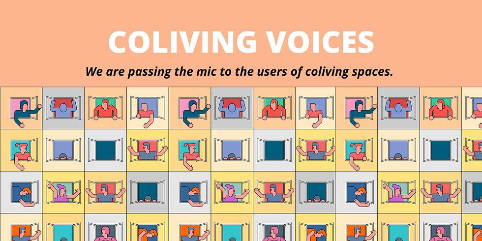 Coliving Voices