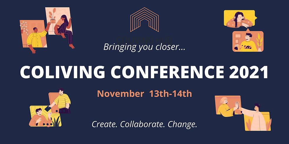 Online Coliving Conference