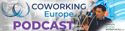 Coworking Europe Podcast