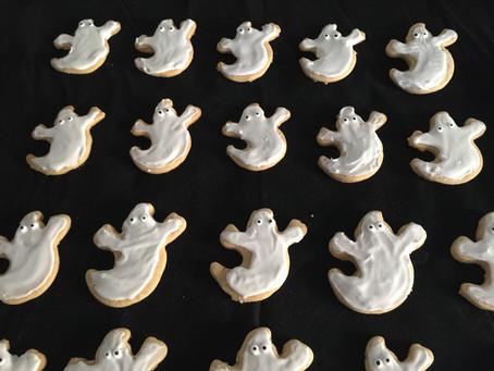 Spooky Spicy Cajun Sugar Cookies