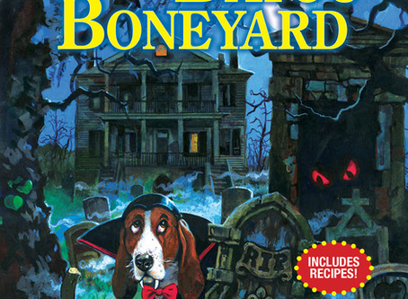 Murder in the Bayou Boneyard!