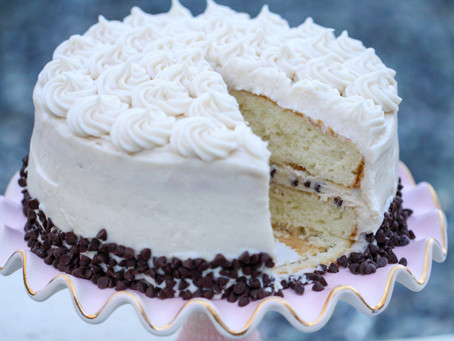 Cannoli Cake Recipe from LONG ISLAND ICED TINA