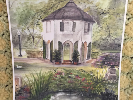 An Artist's Plantation Tour