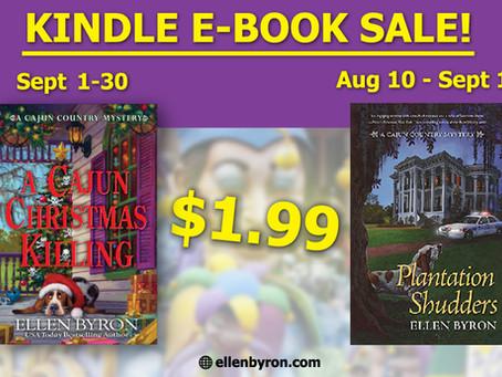Kindle Deals! A contest!