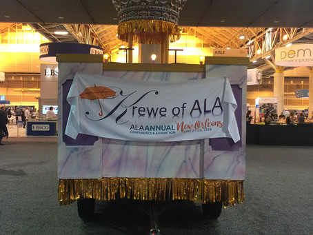 Booktopia: The American Library Association National Conference