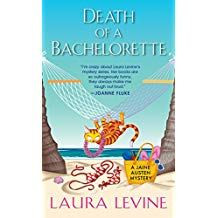 Laura Levine, author of the Jaine Austen Mysteries