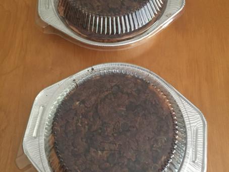 I entered a pie contest!
