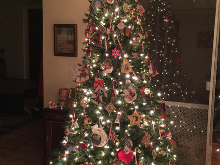 A Christmas Tree of Memories