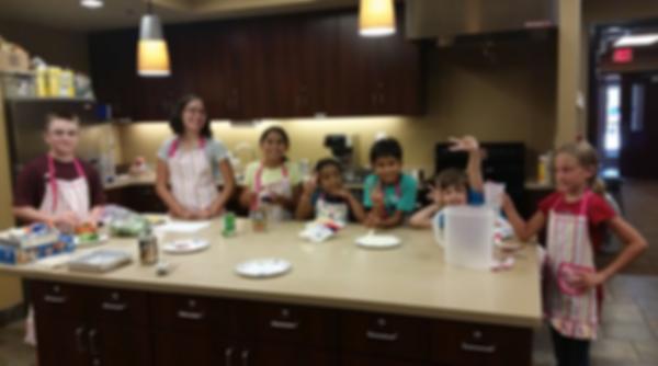 Chef Boss Summer Camp, All-Star Kiddos, Summer Camps, Summr camps Issaquah, Summer Camp Issaquah