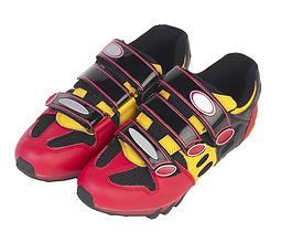 Chaussures Rouge vélo