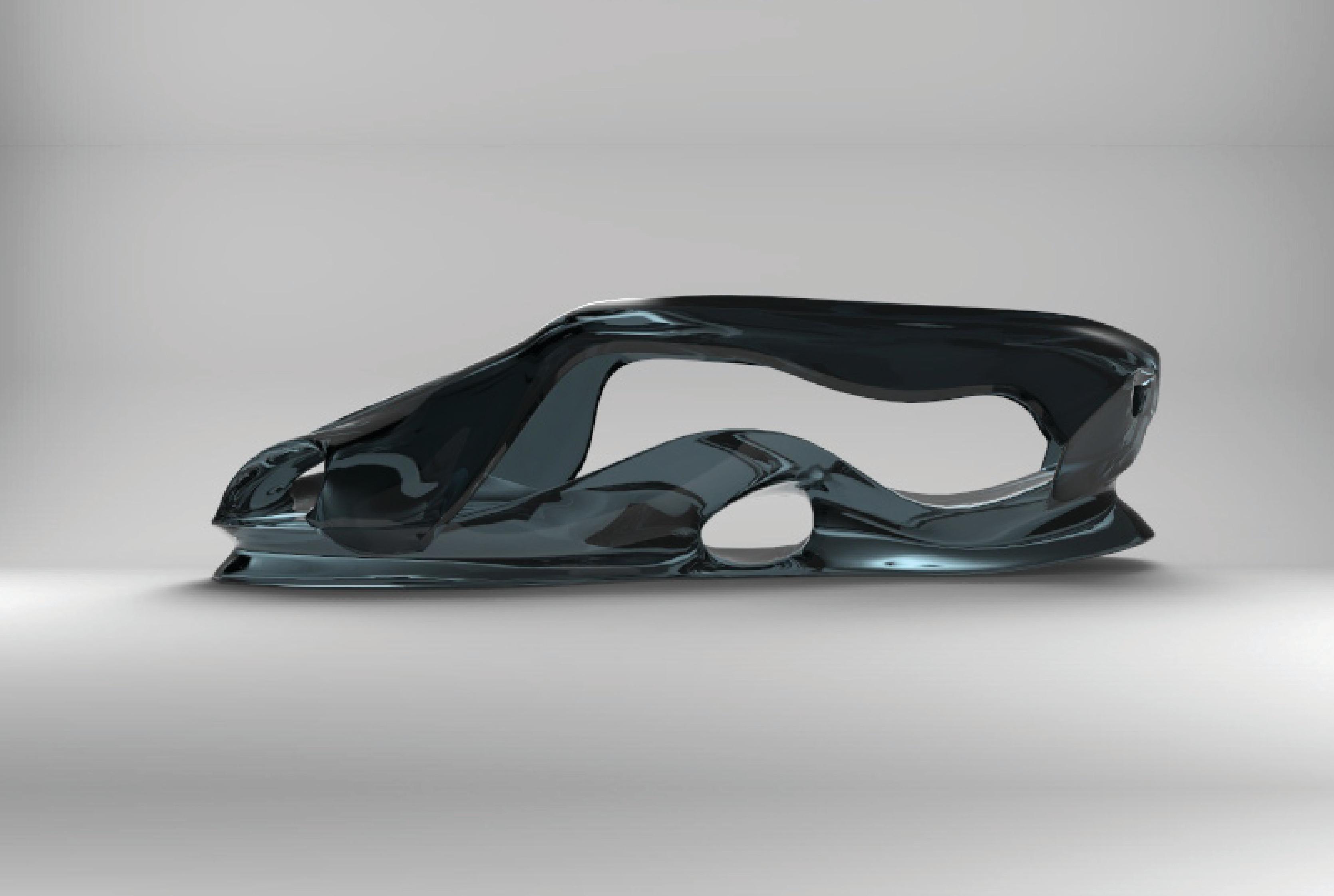 _EM.BRACE:Shoe structure form explor