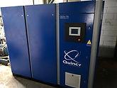 Quincy QGV 75 Rotary Screw Air Compressor