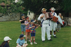 Playing for Jockey Mens Morris