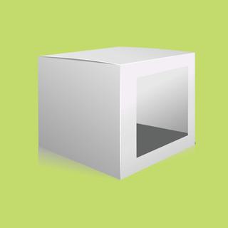 Cajas con ventana