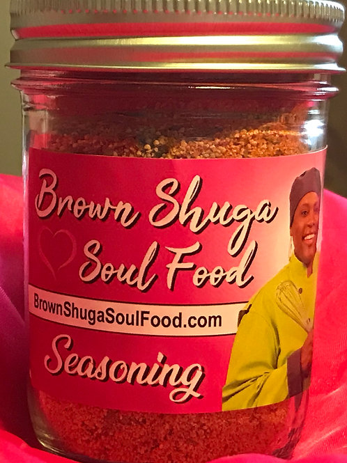 Brown Shuga Dry Rub
