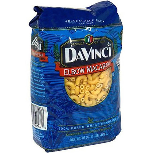 Dry Elbow Macaroni | 10 lb Bag