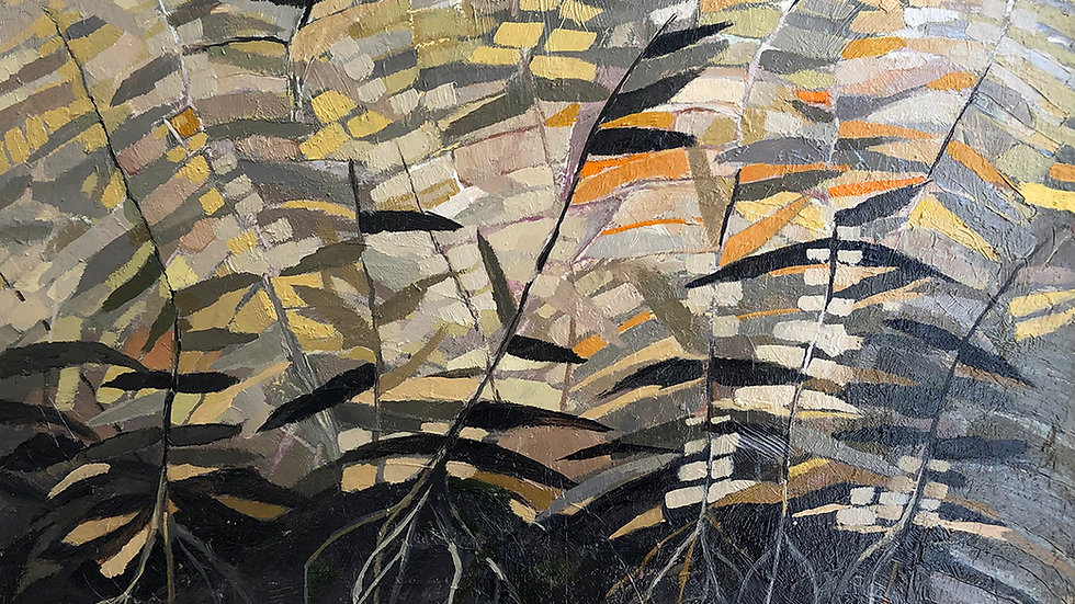 Betty Schopmeyer, Growth, oil, 9x12