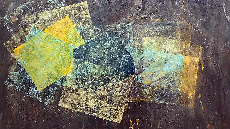 James Toothaker, Luna Dance, mixed, 30x40