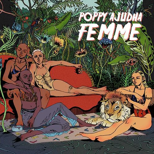"""SIGNED FEMME EP - 12"""" VINYL"""